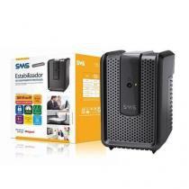 Estabilizador revolution speedy new generation 300va bivolt - sms - usp300bi - Sms