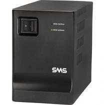 Estabilizador Sms Progressive Iii 2kva Biv/115v, 6 Tomadas - SMS - Bivolt - SMS