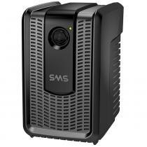 Estabilizador SMS Revolution Speedy 6 Tomadas 500VA Entrada Bivolt e Saída 115V -