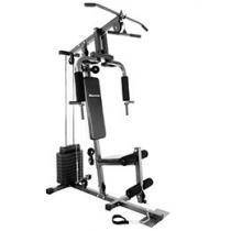 Estação/Aparelho de Musculação Houston Fitness - EG36A 36 Exercícios 10 Anilhas 4,6kg até 100Kg
