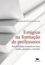 Estagios Na Formacao De Professores - Edicoes loyola