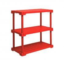 Estante Cube 3 vermelha - Im In