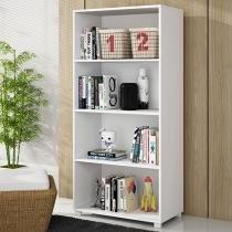 Estante para Livros/Livreiro 4 Prateleiras - BRV Móveis BL 62-06