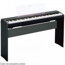 Estante para Piano L85 Preto - Yamaha - Yamaha