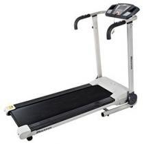 Esteira Eletrônica Houston Fitness EF15A Dobrável - Vel. Máxima 10 km/h 7 Programas Display Digital