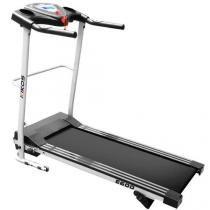 Esteira Ergométrica Eletrônica, 2 HPM, Bivolt - E600 - Kikos fitness