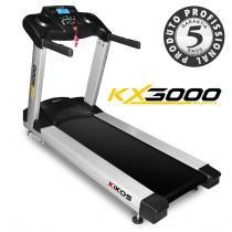 Esteira kikos pro kx 3000  - 110v - Kikos