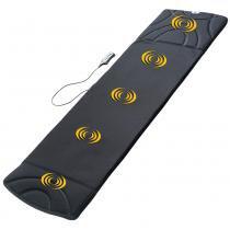 Esteira Massageadora com 5 Motores Vibratórios RM-EM3101 - RelaxMedic - Relaxmedic