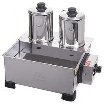 Esterilizador, 2 Bules com Termostato, 1,7 litros cada, 750W - 127V - Marchesoni