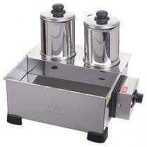 Esterilizador, 2 Bules com Termostato, 1,7 litros cada, 750W - 220V - Marchesoni