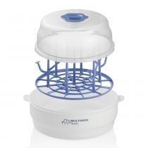 Esterilizador a Vapor para Micro-Ondas Clean  Dry - BB170 - Multikids Baby - Multilaser