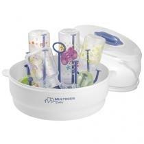 Esterilizador de Mamadeiras Multikids Baby - Clean & Dry