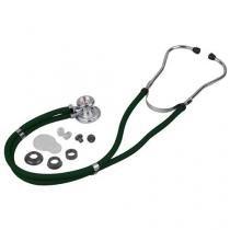 Estetoscópio Premium Rappaport Verde - G-Tech