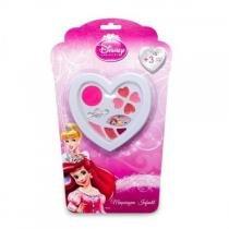 Estojo Coração Princesas - Beauty Brinq - Toyng -