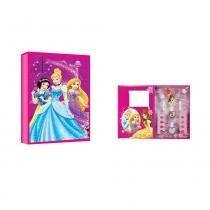 Estojo de Maquiagem e Manicure Princesas Disney Beauty Brinq -