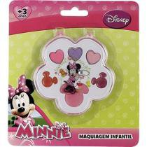 Estojo De Maquiagem Flor Minnie - Beauty Brinq - Beauty Brinq