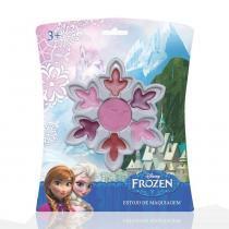 Estojo de Maquiagem Frozen Disney Beauty Brinq  Cristal de Neve - Beauty Brinq