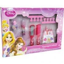 Estojo de Maquiagem Princesas Disney - Beauty Brinq