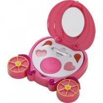 Estojo De Maquigem Carruagem Princesas - Beauty Brinq -