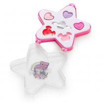 Estojo Minnie Beauty Brinq Estrela Cristal -