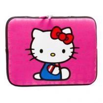 Estojo Para Netbook 12 Pol Hello Kitty Neopreme 20509G Sakar -