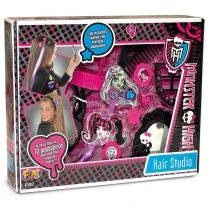 Estúdio de Cabelo Monster High - Fun Divirta-Se - Monster High