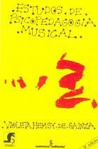 Estudos De Psicopedagogia Musical - Summus