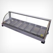 Estufa para salgados 7 bandejas em linha - EF.2.072 (220V) - Marchesoni