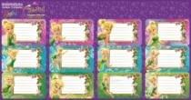 Etiqueta Escolar Tinker Bell 12un 612081 Grafons - 953132