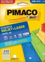 Etiqueta Inkjet/Laser A5 R1313 13mm Redonda 1404 Unidades Pimaco - 953010