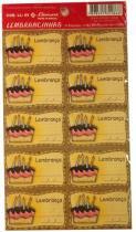 Etiqueta para Lembrançinhas 100pçs LL-05 Litocart - Litocart