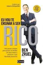 Eu Vou Te Ensinar A Ser Rico - 3 Ed - Gente