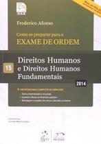Exame de ordem 1ª fase - direitos humanos e - Metodo