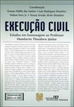 Execucao Civil - Rt - 1