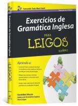 Exercicios De Gramatica Inglesa Para Leigos - Alta Books - 953103