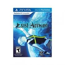 Exist archive: the other side of the sky - ps vita - Sony