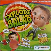 Explode Balão - Multikids