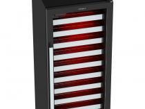Expositor/Champanheira Vertical 1 Porta 209L - Venax Colorlight 200