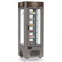 Expositor Vertical Refrigerado para Bolos GEVB-075 Gelopar -