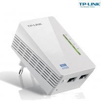 Extensor de Alcance Wi-Fi Powerline 300Mbps TL-WPA4220 - TP-Link -