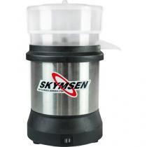 Extrator de Suco Industrial Skymsen ES - 1L com Copo e Peneira