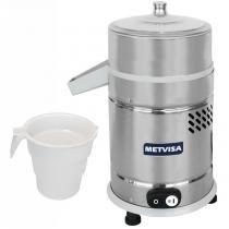 Extrator de Sucos Industrial ESP MAX 0,5 CV Inox Metvisa -