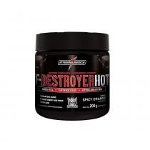 F-destroyer hot 200g - orange - Integralmedica