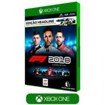 F1 2018 Edição Headline Xbox One - Codemasters