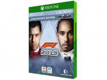 F1 2019 Anniversary Edition para PS4 - Codemasters