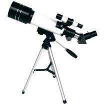 F40070m - telescópio 70mm c/ tripé f400 70m - csr -