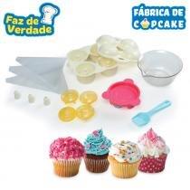 Fábrica de Cupcake - Estrela - Estrela