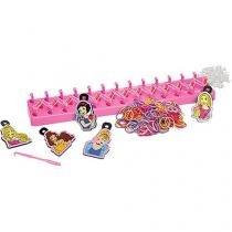 Fábrica de Pulseiras Disney Princesa com Acessório - Estrela 1001902200018