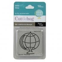 Faca cuttlebug provo craft globe - 37-1530 -