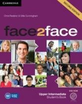 Face2face Upper Intermediate Students Book - Cambridge 1